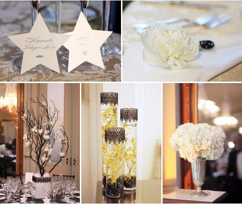 detalji za dekoraciju stola