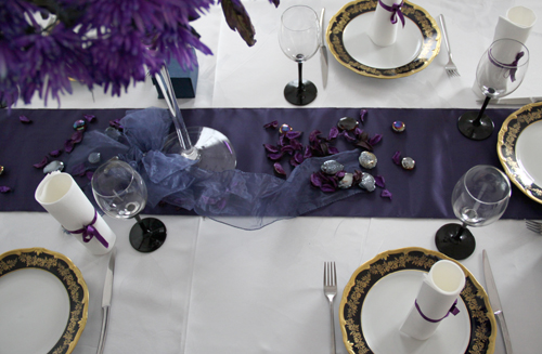 DOM : Dekoracija stola