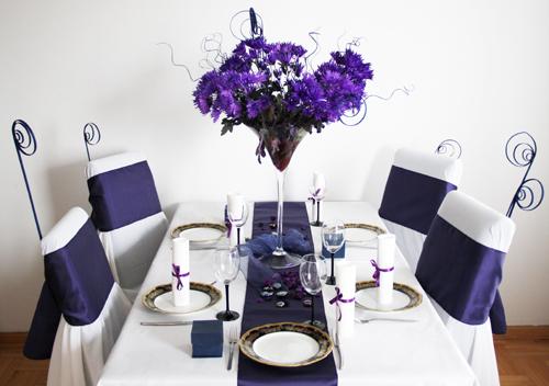 Odg: Dekoracija stola