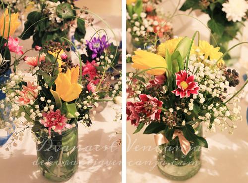 dekoracija-raznobojno-cvece