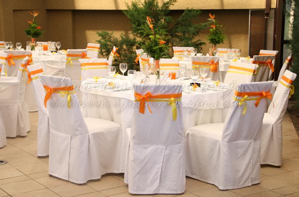 Svadbene dekoracije - sale,stolovi,automobili... • Srbija Forum