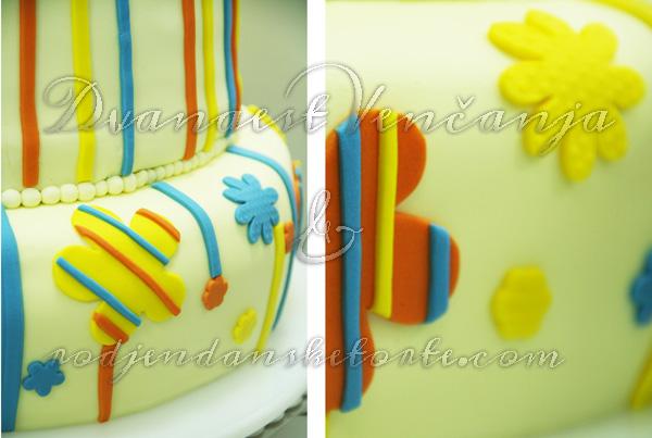 mladenacka torta detalj