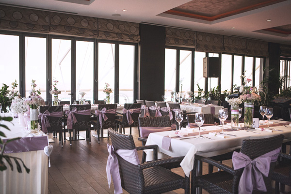 dekoracija restorana
