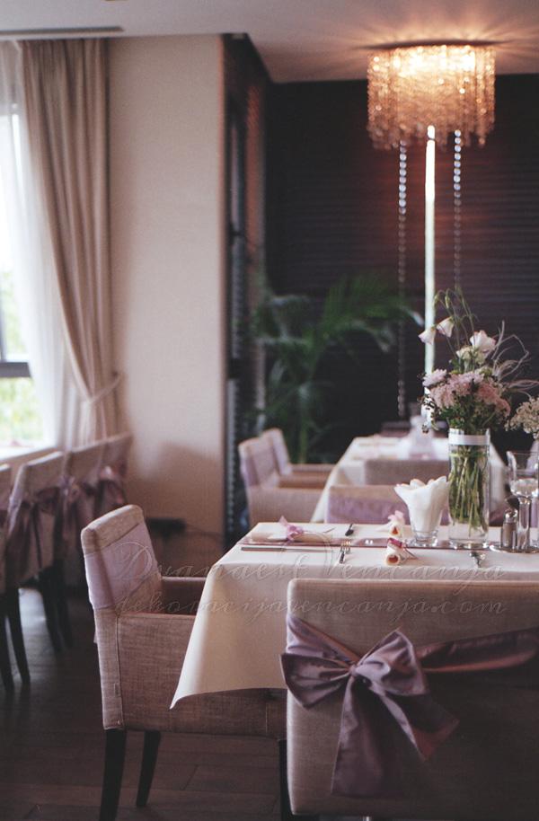 dekoracija prostora boja lavande