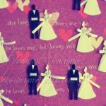 Mlade i mladoženje u novom ruhu, kitnja za svatove
