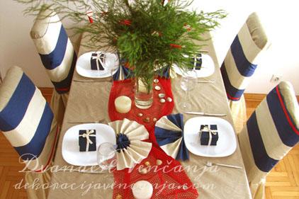 Dekoracija stola | Dekoracija Venčanja Beograd