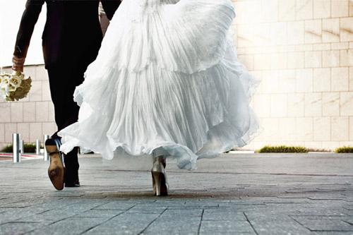 krupni koraci ka vencanju